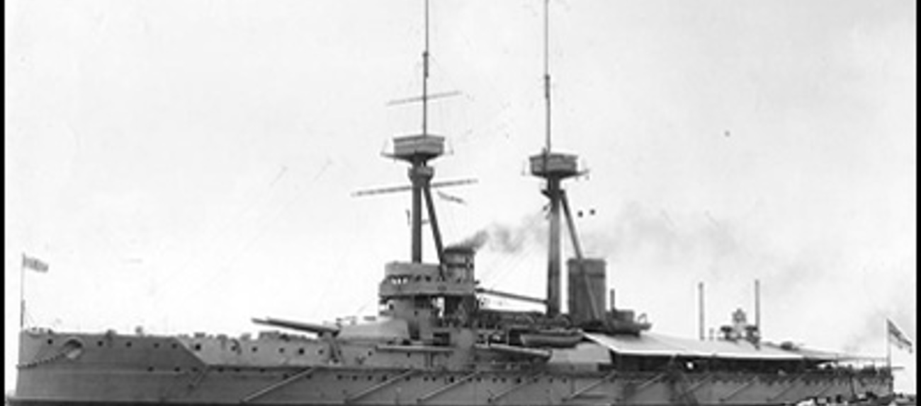 HMS Vanguard commemorations