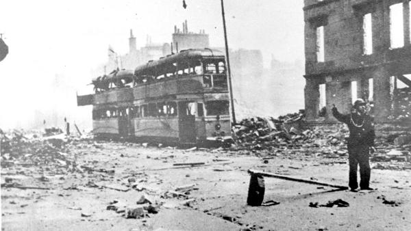 Remembering the Clydebank Blitz